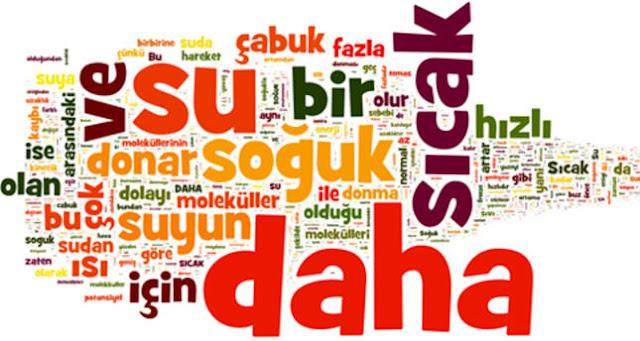 تعلم اللغة التركية للمبتدئين