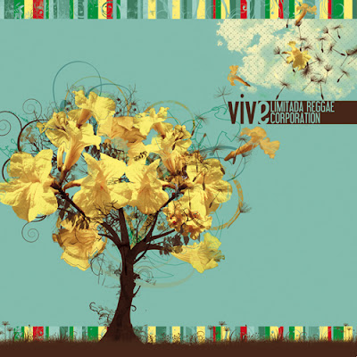 LIMITADA REGGAE CORPORATION - Vive (2013)