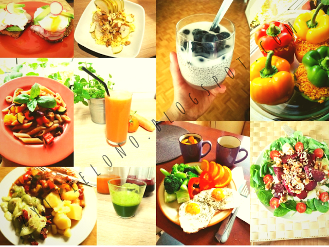 Zdrowa dieta roślinna