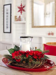 Centros de Mesa, Navidad