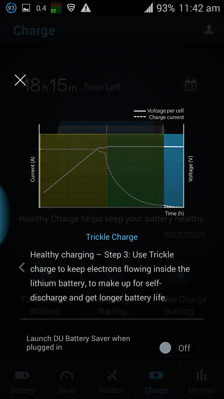 Apps for Increasing Android Smartphone Battery Life