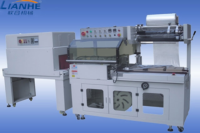 L type sealing wrapping machine
