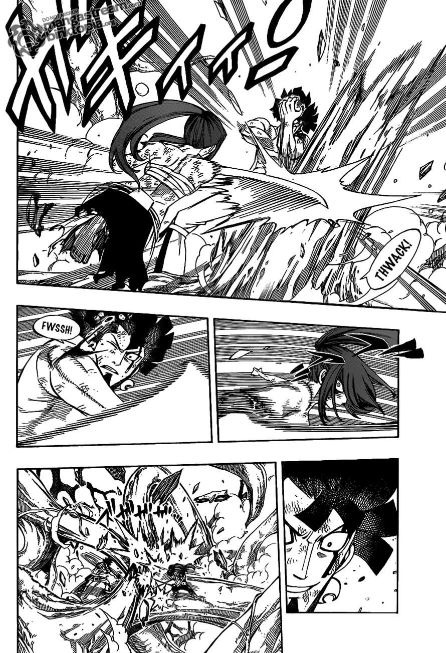 Fairy Tail chap 237 trang 8
