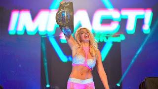 TNA - Laurel Van Ness se agencia el Knockouts Championship