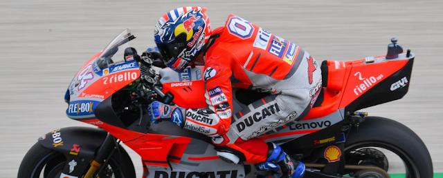 ドヴィジオーゾ、2018年イタリアGPで最高速度356km!