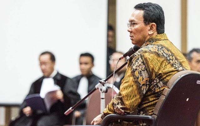Akan Persulit Posisi Jokowi, Tak Ada Alasan Ahok Diberikan Grasi