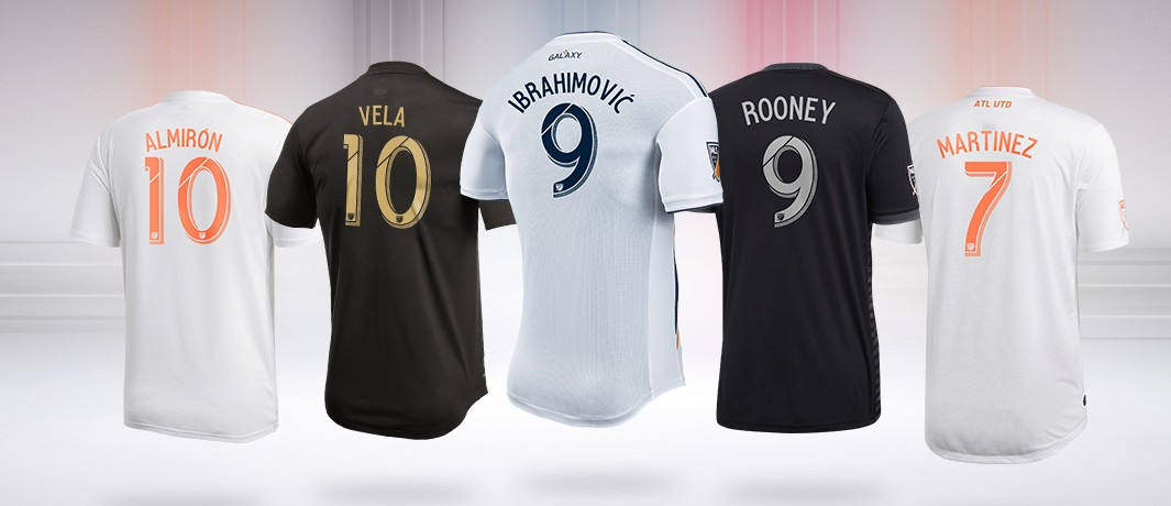 new product 4efd5 6dac2 25 Best-Selling MLS 2018 Jerseys Revealed - Footy Headlines