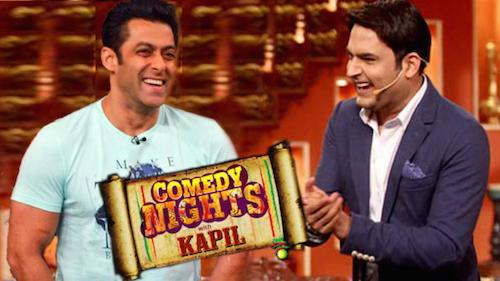Comedy Nights With Kapil Salman Khan Episode