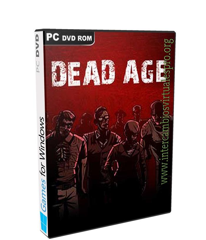 DEAD AGE poster box cover
