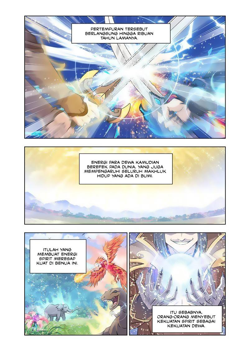 Soul Land Chapter 121