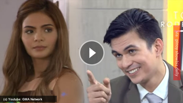 Watch: GMA7's Someone To Watch Over Me trailer starring Tom Rodriguez and Lovi Poe