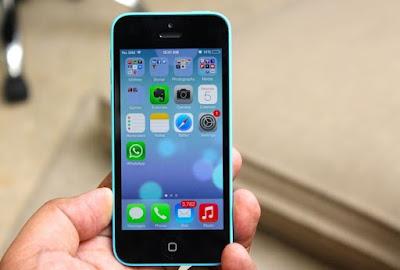 Thay mặt kính iPhone 5c giá rẻ