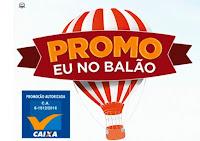 Promo Eu no Balão Kadri Cuiabá
