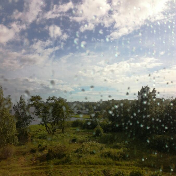 Midsommarregn