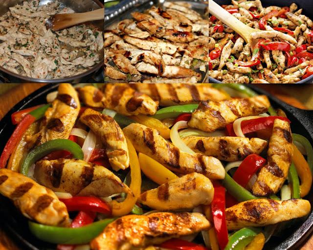 أحلى وأسهل طريق لعمل فاهيتا الدجاج بخبز التورتيلا أو بجانب الأرز الأبيض والسلطة الخضراء، طريقة سهلة وسريعة في المنزل!