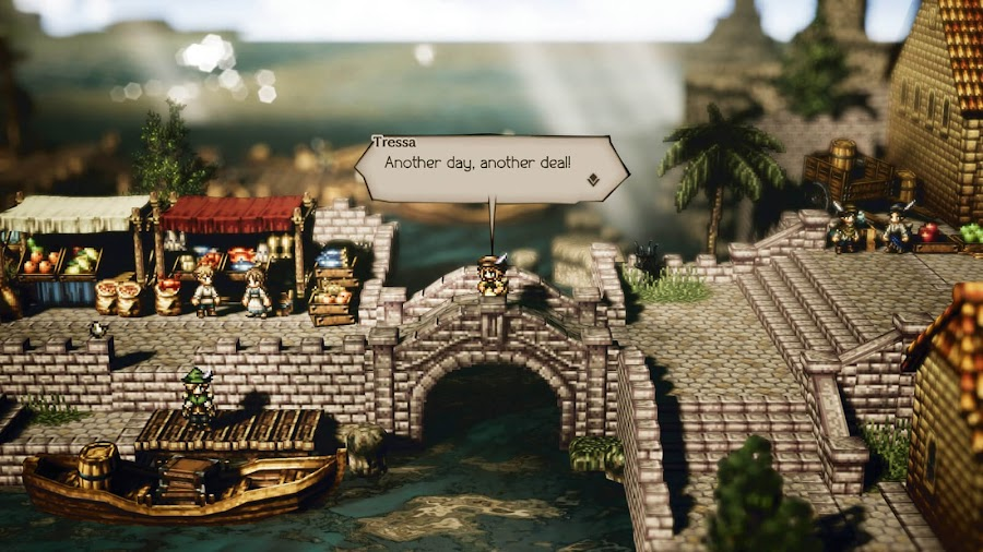 octopath traveler rpg pc confirmed square enix jrpg