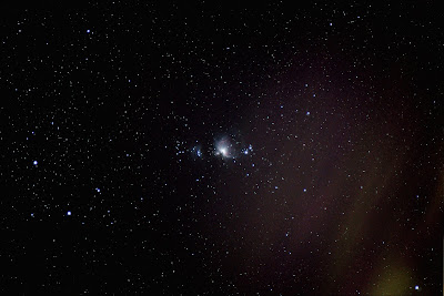 m42 orion astrofotografia zdjęcie