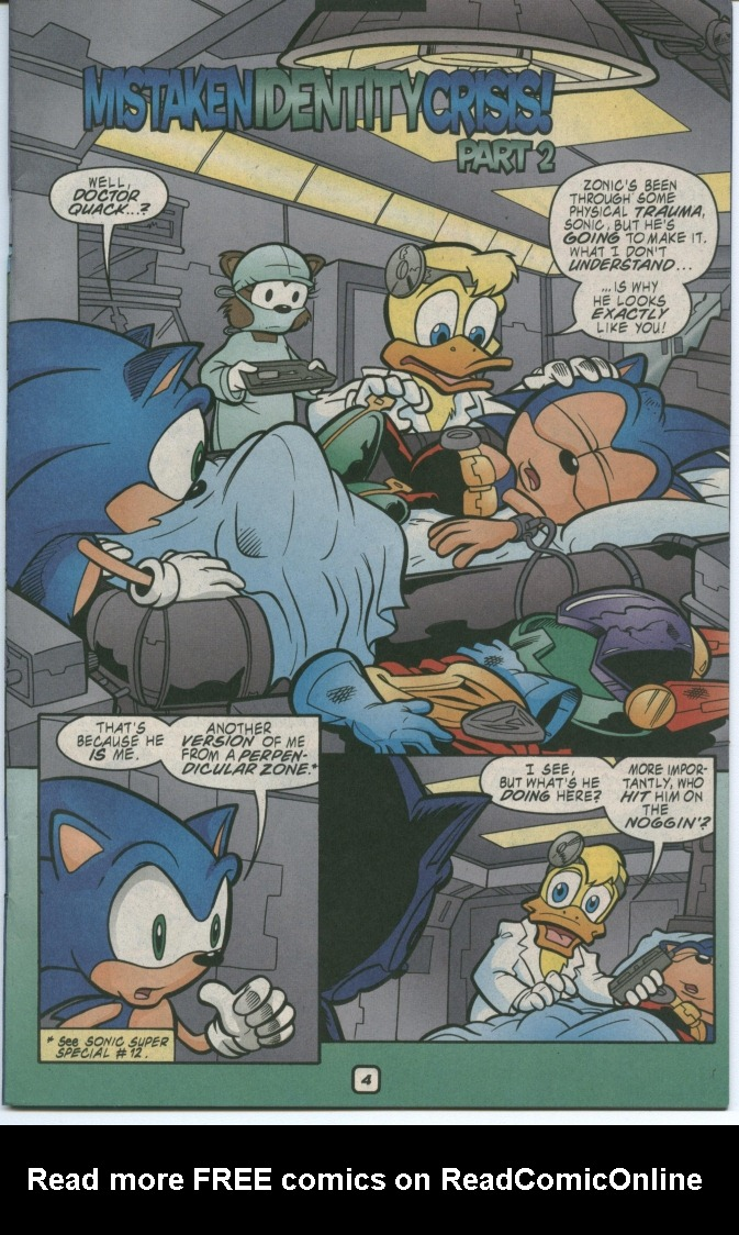 Read online Sonic The Hedgehog comic -  Issue #112 - 7