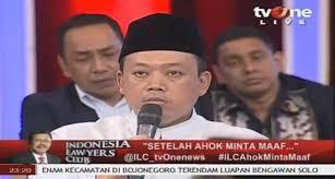 Al Washliyah Tanjung Balai Tantang Debat Nusron Wahid