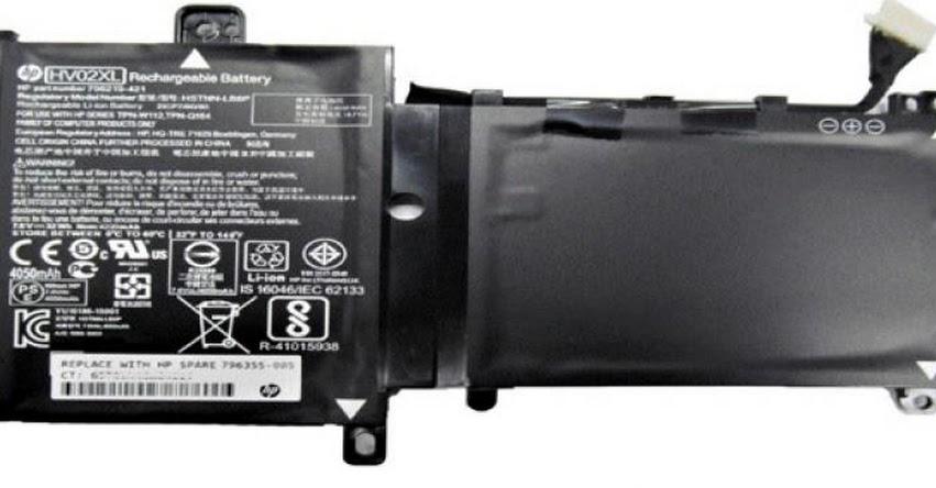 Continúa el reemplazo gratuito de baterías de laptops marca HP