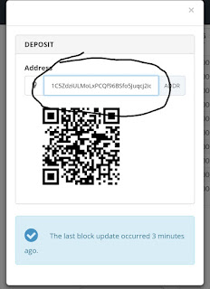 bitcoin currency address