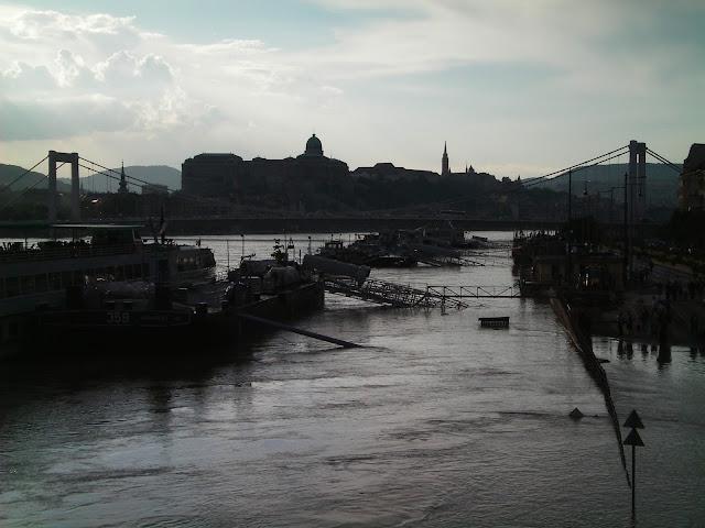 Budapest I (fotogalería) puente cadenas
