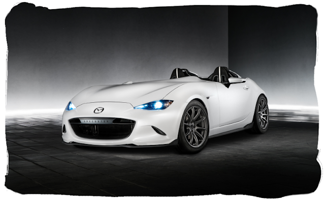 MX-5 ND Speedster Evolution Concept
