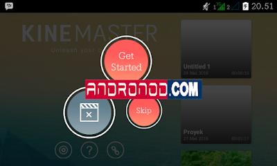 Cara Menghilangkan Watermark KineMaster Editor Video Tanpa Root