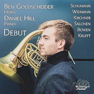 Ben Goldscheider - Debut - Willowhayne Records