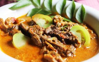 cara menciptakan kuliner kuah kuning ini sangat sedap kalau disajikan di hari Istimewa berani  Resep Kari Kambing ARAB ENAK Dijamin