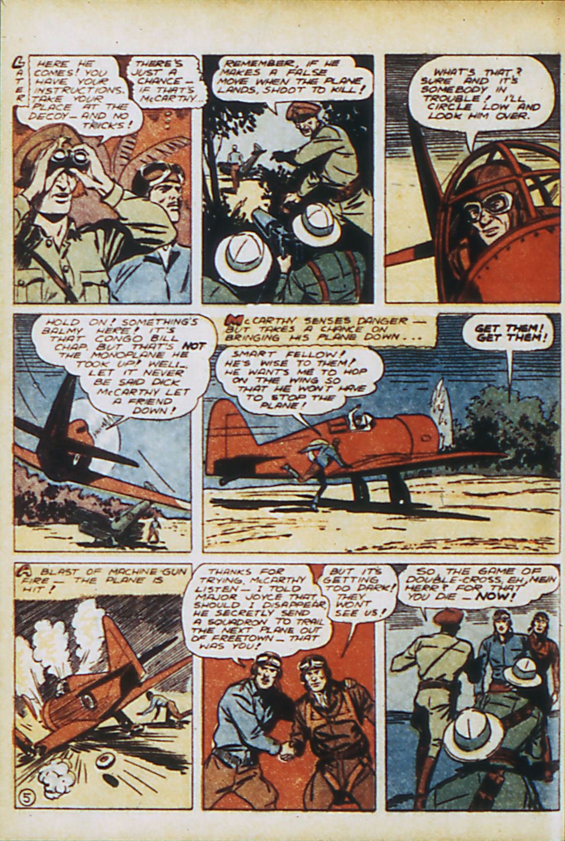 Read online Action Comics (1938) comic -  Issue #44 - 54