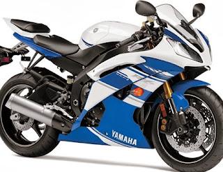 Yamaha YZF R6 Mengaspal