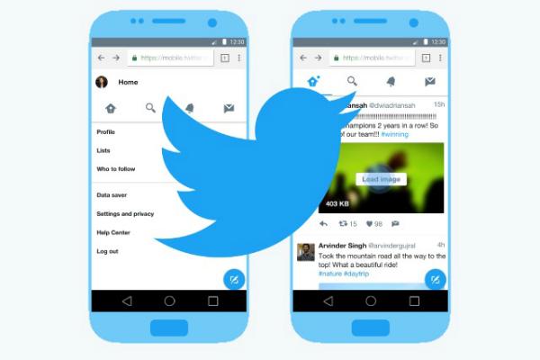 """تويتر تطلق تطبيقها للويب """"Twitter Lite"""""""