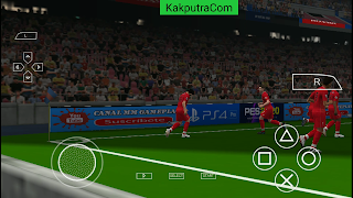 PES 2020 PPSSPP Camera PS4 Android Offline 600MB Best Graphics New Face Kits & Transfers Update