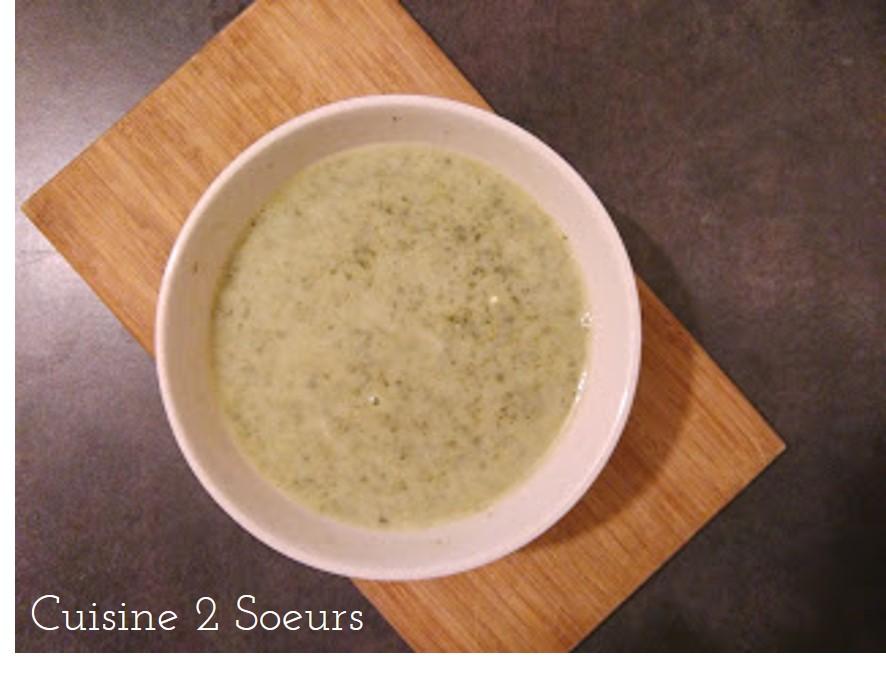 cuisine 2 soeurs soupe de cresson et pommes de terre. Black Bedroom Furniture Sets. Home Design Ideas