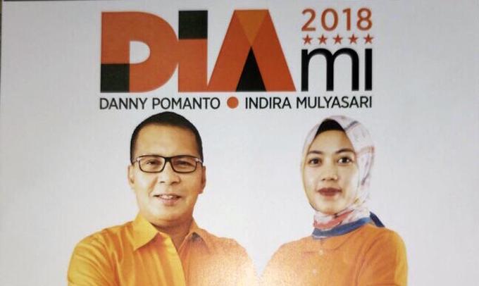 Berhasil Membangun Makassar, Alasan Cak Mon Mendukug DIAmi