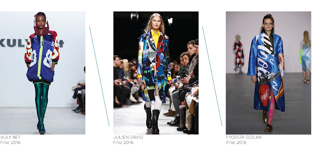 FALL 2016 WINTER 2017 FASHION TRENDS JULIEN DAVID FYODOR GOLAN XULY BET