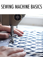 Get to know your sewing machine with this handy guide