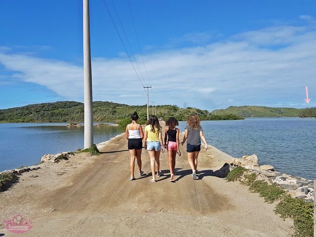 O que fazer em Cabo Frio com adolescentes