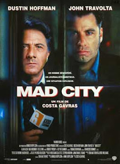 Affiche du film Mad City de Cozst Gavras