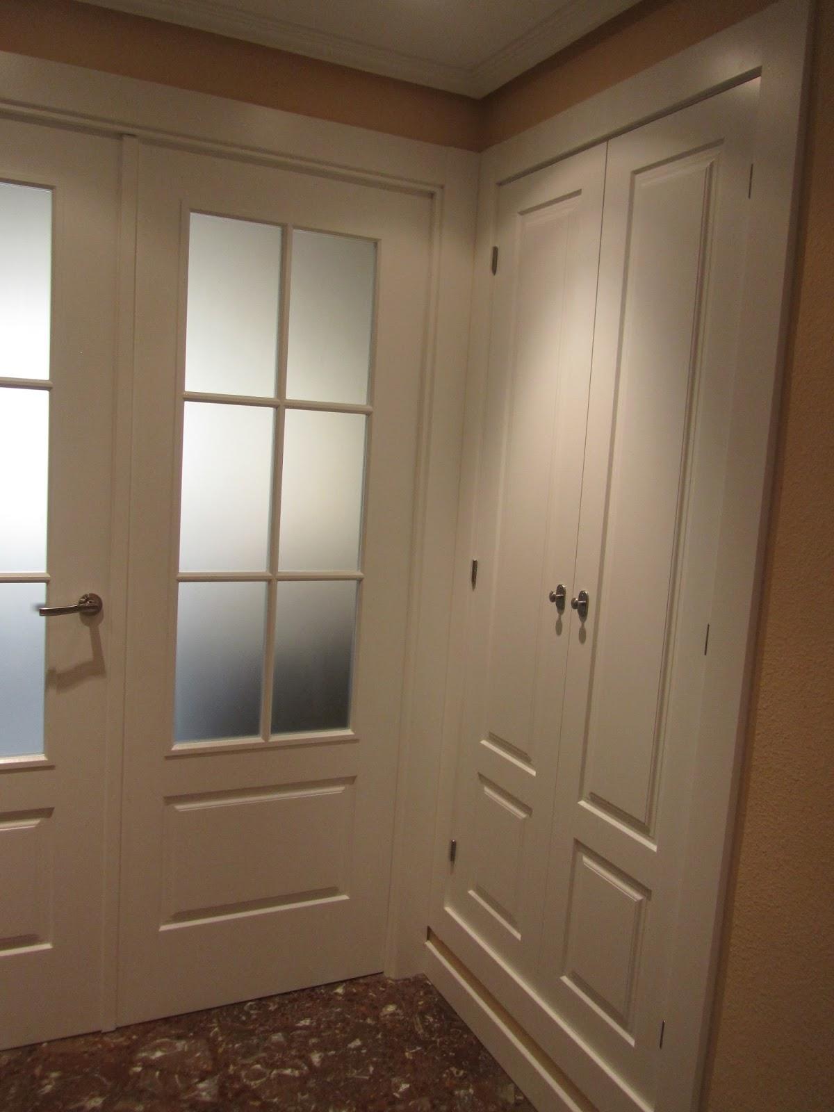 Puertas lozano reforma vivienda puertas lacadas blancas - Puertas vivienda ...