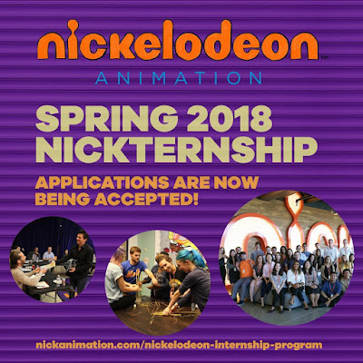 Nickelodeon animation spring 2018 nickternship program applications nick programme info call for entries instagram promog love the world of storytelling so does nick an internship at nickelodeon can launch you on an exciting fun filled career in childrens Choice Image