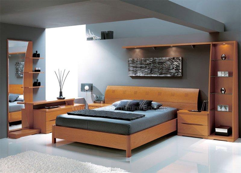 Fabricacion de muebles ebanisteria fina muebles para for Modelos de dormitorios modernos