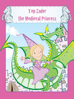 Personalised Princess Book from Penwizard