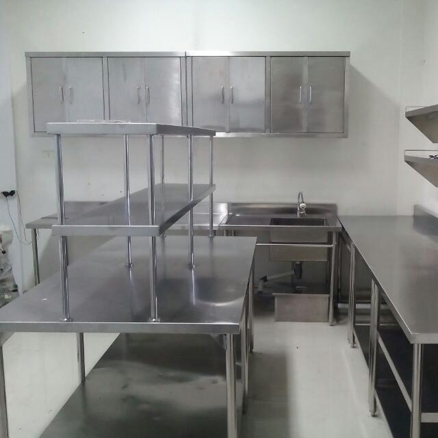 Butik Kitchen Stainless Adalah Penyedia Peralatan Dapur Hotel Restoran Catering Bakery Dari Bahan Steel Kami Telah Berpengalaman Membuat