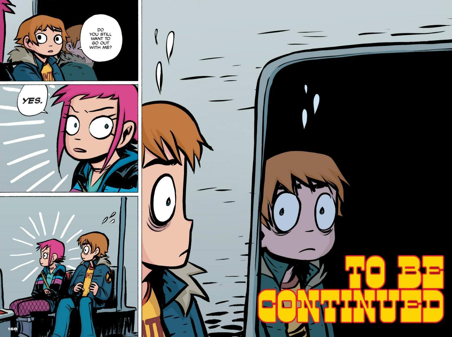 Read online Scott Pilgrim comic -  Issue #1 - 150