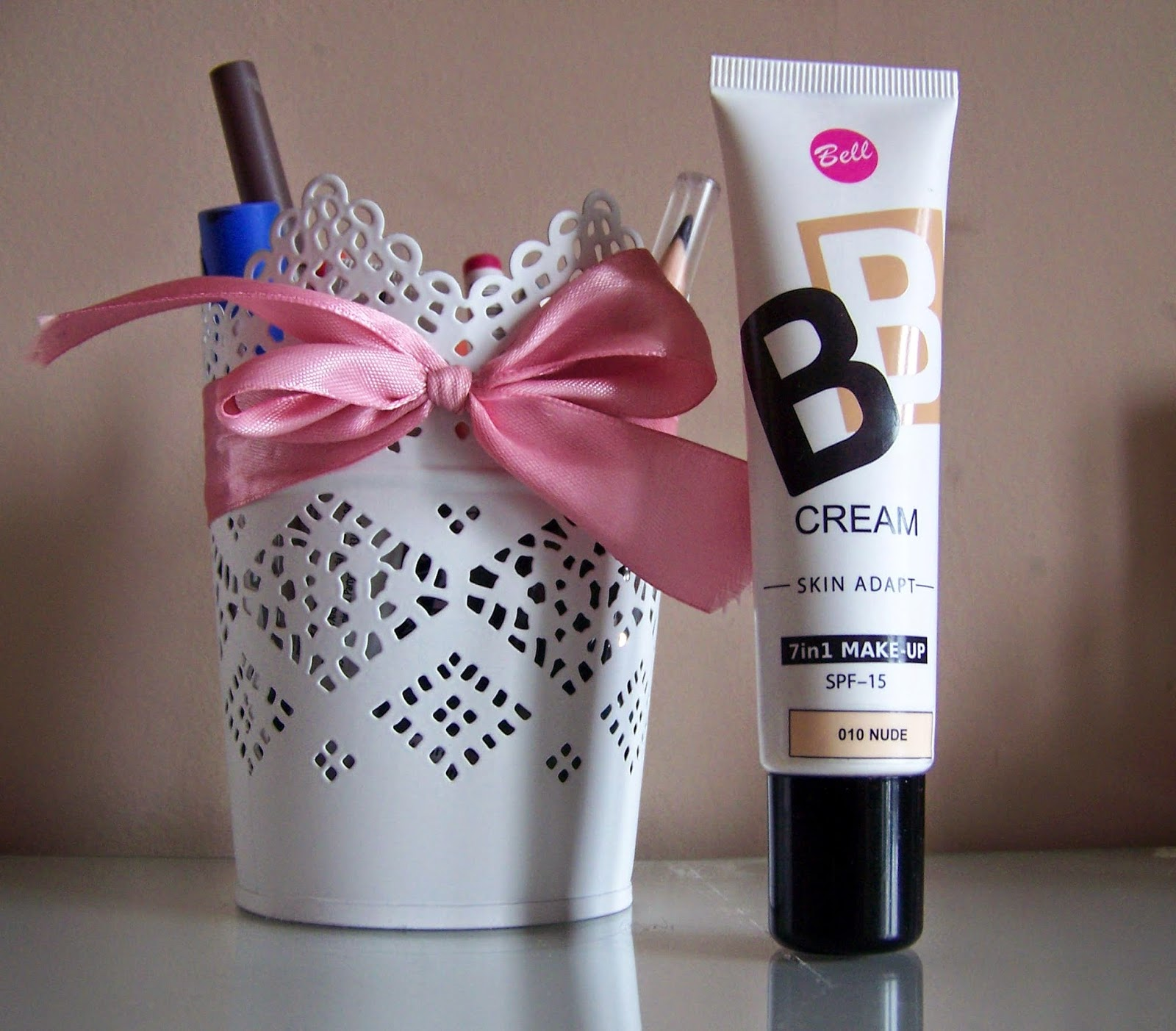 Bell BB Cream Skin Adapt 010 Nude