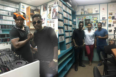 """I Revived Dancehall In Africa"" - Shattawale Tells Media In Jamaica"