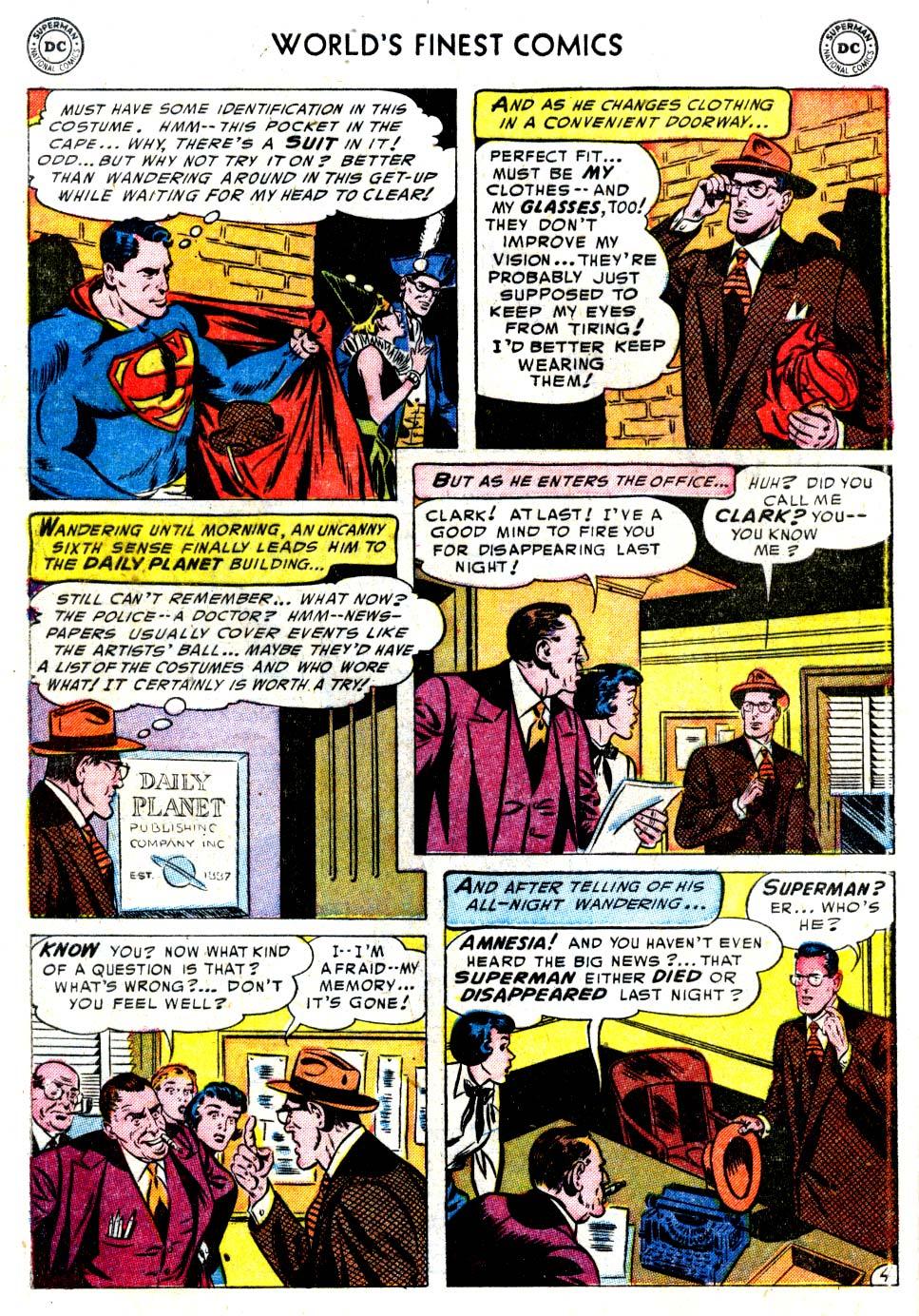 Read online World's Finest Comics comic -  Issue #68 - 6