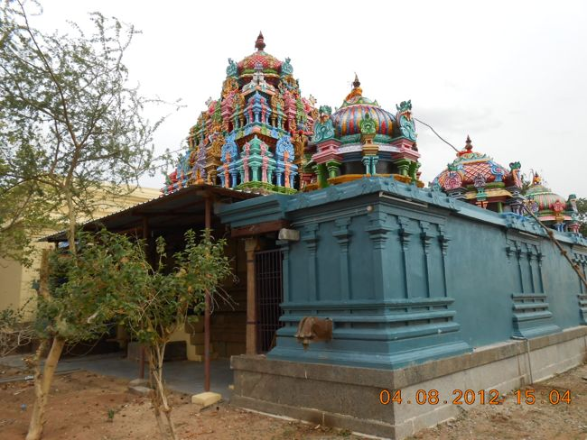 Sri Muktheeswarar Temple Towers